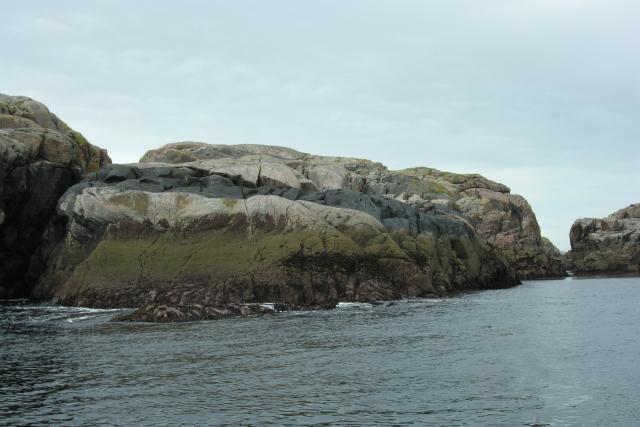 Anchorage by Eilean an Roin Beag