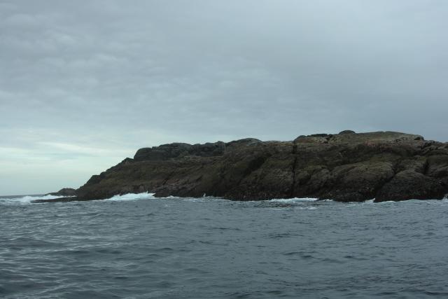 West tip of Eilean an Roin Beag