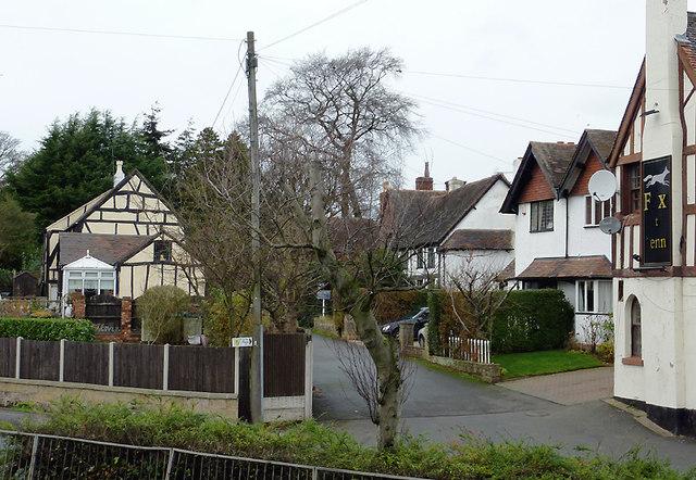 Woodlands Cottages in Penn, Wolverhampton