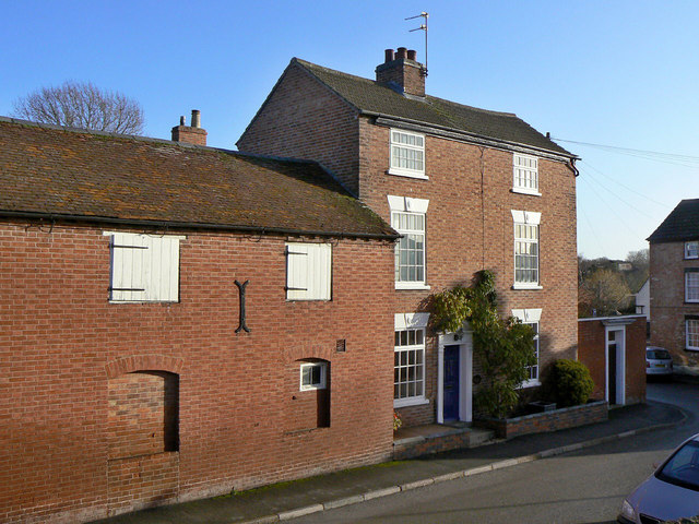 Barn and house, Church Street