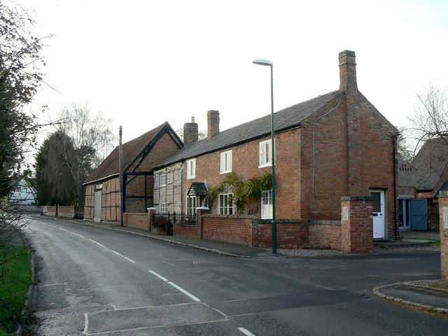 Building group on Wymeswold Road