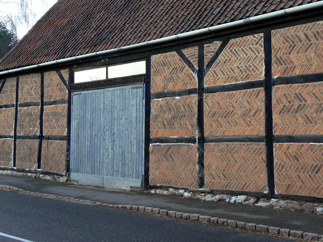 Detail of former barn, 19 Wymeswold Road