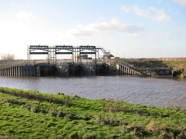 Welmore Lake Sluice