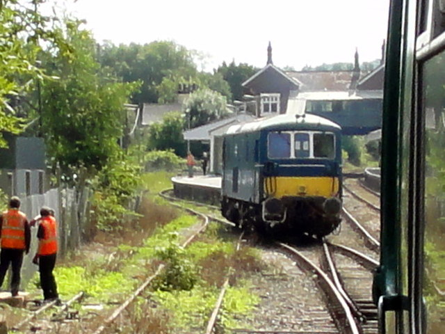 Spa Valley Railway, BR Class 73/1 No. 73140 (E6047)