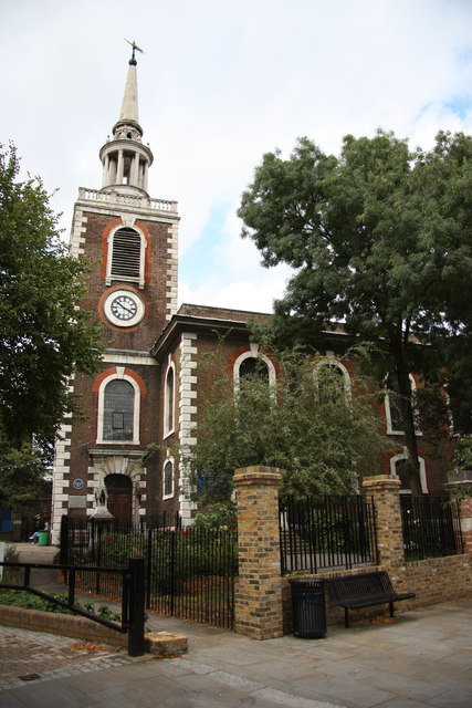 St.Mary's church, Rotherhithe
