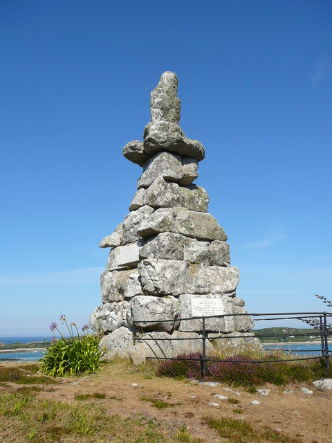 Monument to Augustus Smith, Tresco