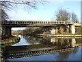 SE3729 : Bridge over Aire and Calder Navigation : Week 51