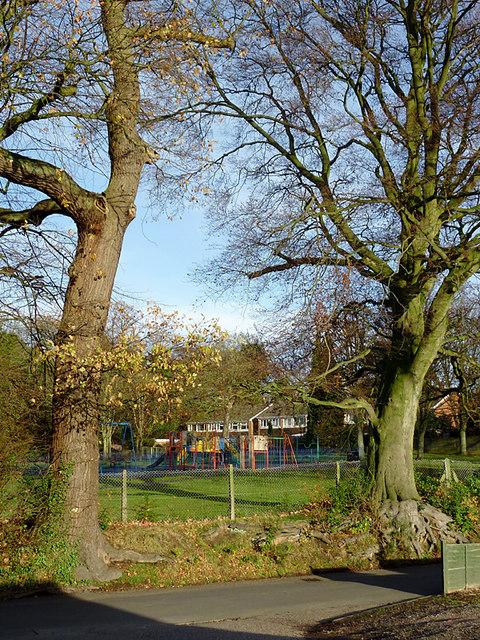 Muchall Park in Penn, Wolverhampton