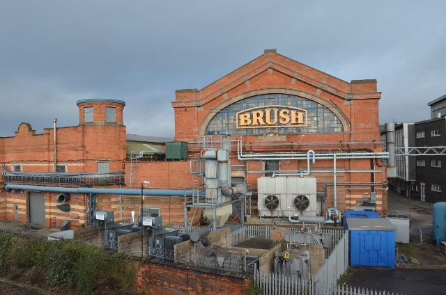 Brush in Loughborough