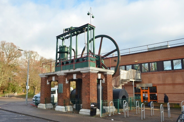 Loughborough Beam Engine