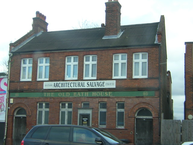 Old Bath House, Bell Green, Lower Sydenham