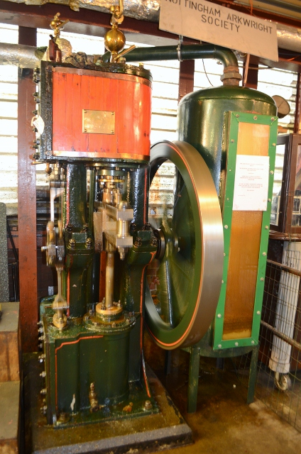Carrick Steam Pump