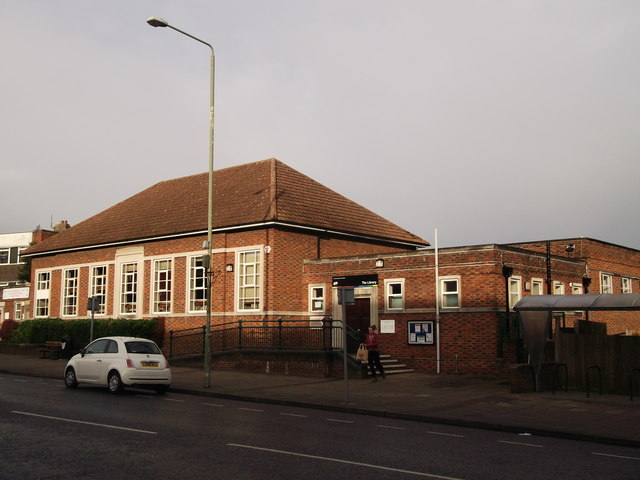 West Wickham Library