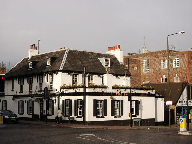 The Swan Public house, West Wickham