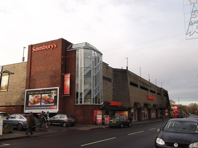 West Wickham Sainsbury's