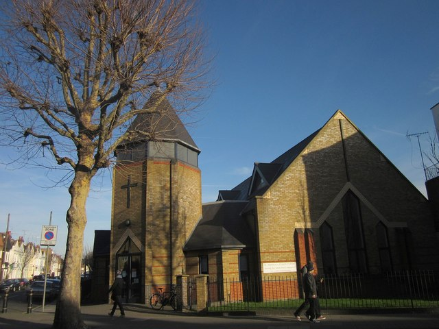 St Matthew's Church, Wandsworth Bridge Road
