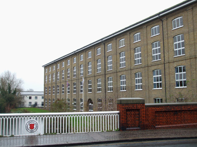Bentall's Warehouse
