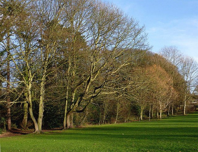 Muchall Park (east end) in Penn, Wolverhampton