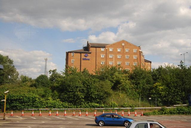 Hotels Near Dartford Crobing
