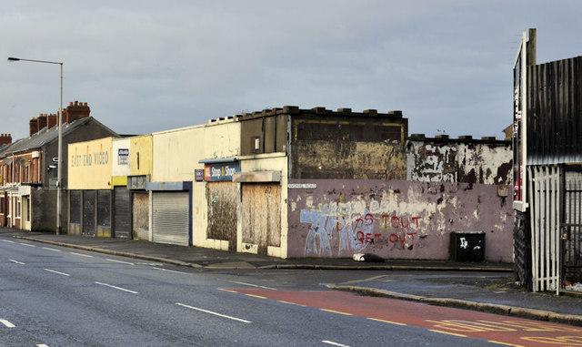 Nos 136-152 Beersbridge Road, Belfast (1)