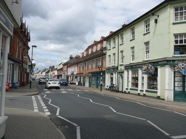 High Street, Hadleigh