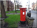 SE6052 : York: postbox № YO1 23, Duncombe Place by Chris Downer