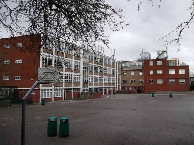 Bishop Thomas Grant Roman Catholic School, Streatham