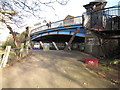 TQ2481 : Bridge 4c Paddington Arm - Great Western Road by David Hawgood