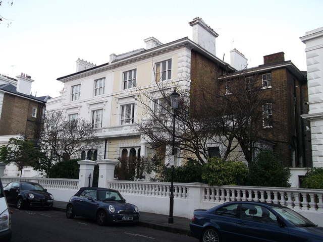 No.11 and 12, The Boltons, Chelsea