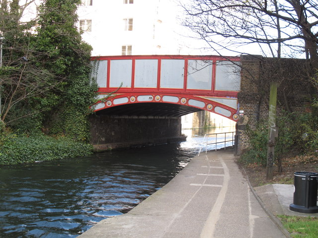 Bridge 3 Paddington Arm - Harrow Road