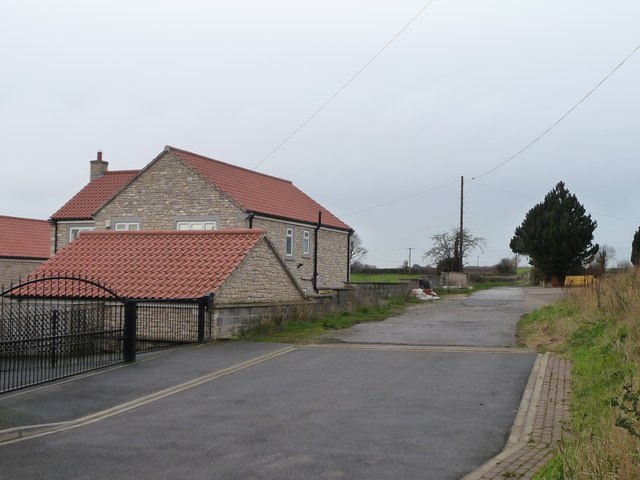 Red Hill Lane, Lumby