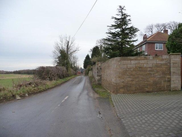 Gorse Lane, Newthorpe