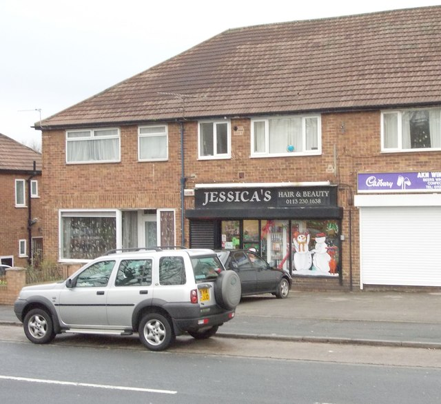 Jessica's Hair & Beauty - Tinshill Road
