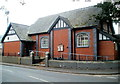 SO0725 : Llanfrynach Parish Hall by John Grayson