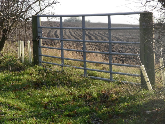 Field Gate near Horkstow