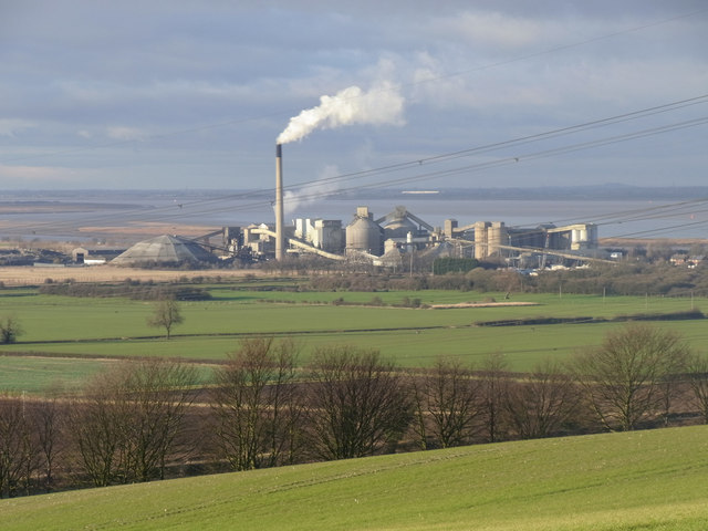 Cemex Cement Works - South Ferriby