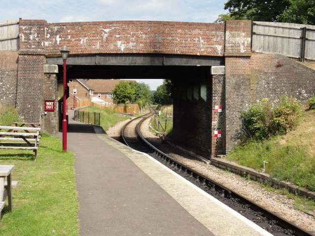 Spa Valley Railway, Groombridge Railway Station