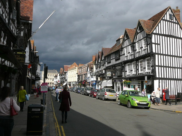 Stratford-upon-Avon - High Street