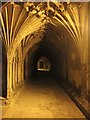 TR1557 : Canterbury Cathedral archways by Oast House Archive