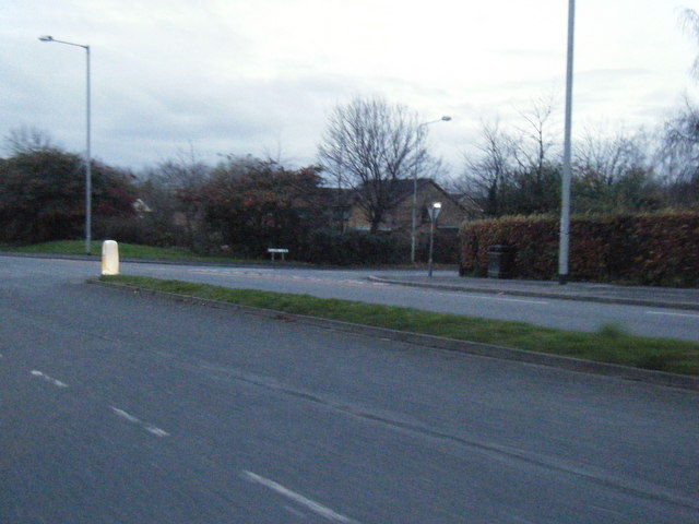 Bolton Road/Carr Lane junction