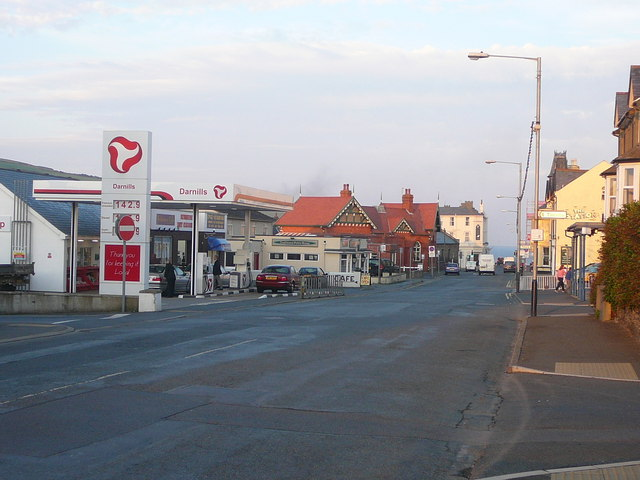 Station Road, Port Erin