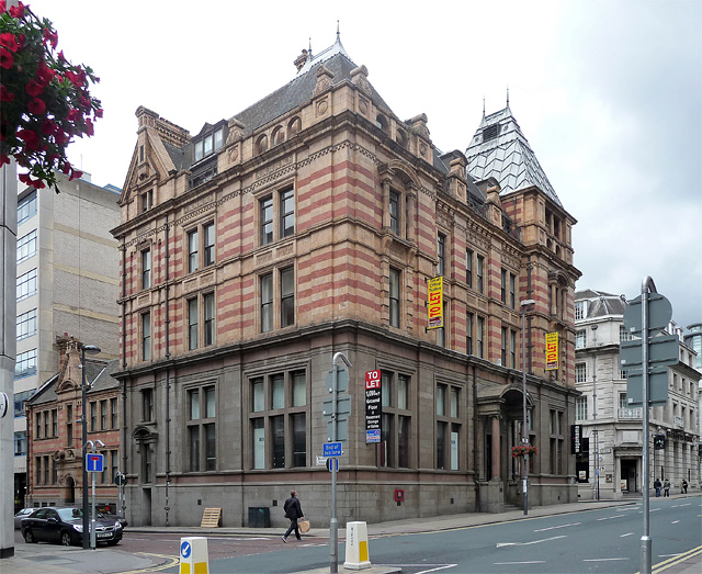 Greek Street Chambers, Park Row, Leeds