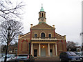 TQ1877 : St Anne's church, Kew by Stephen Craven