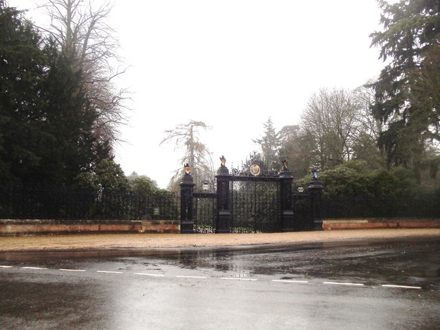 Norwich Gates, Sandringham Estate