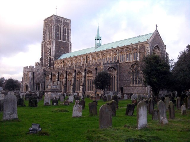 St Edmund's Church