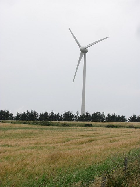 Turbine, Mid Hill