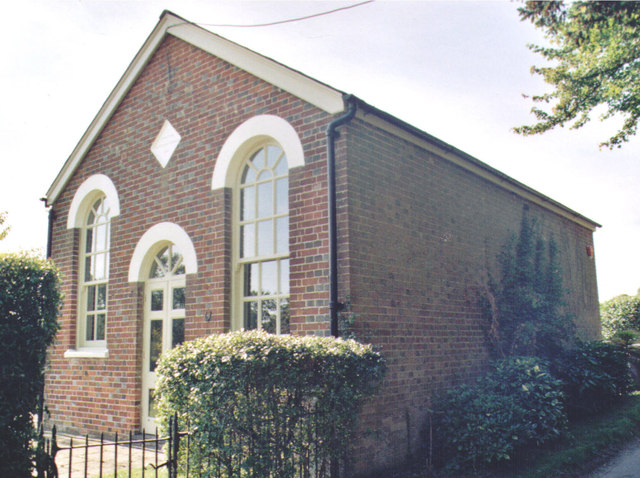 Former Baybridge Methodist Chapel