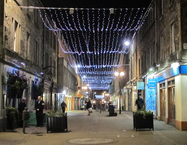 Rose Street Edinburgh Food