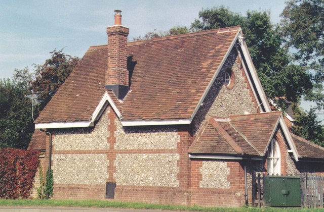 Former School at Lower Upham