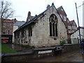 SE6051 : York: St. Crux Parish Hall by Chris Downer